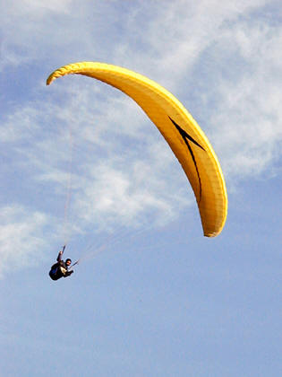 Paragliding in Bangalore!